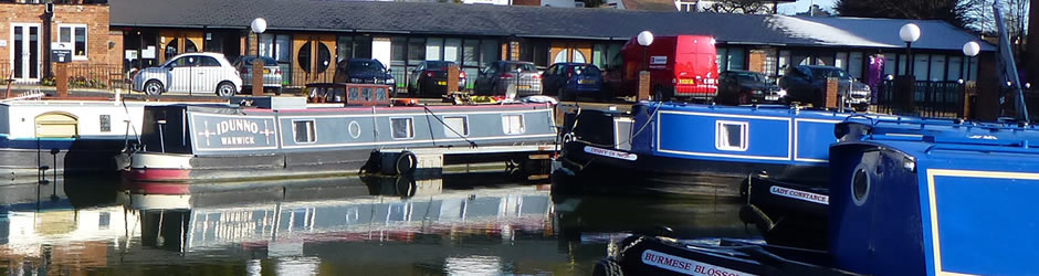 """Cruise the waterways of Britain in a narrow boat"""
