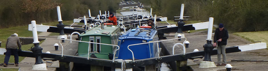 """Go your own way with a Narrow Boat Hire"""